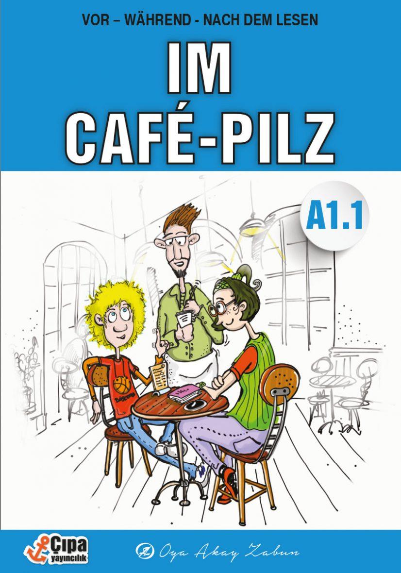 Im Cafe-Pilz