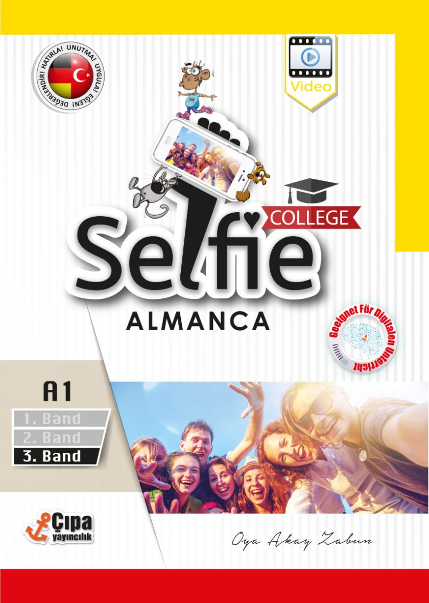 Selfie Almanca College Band 3