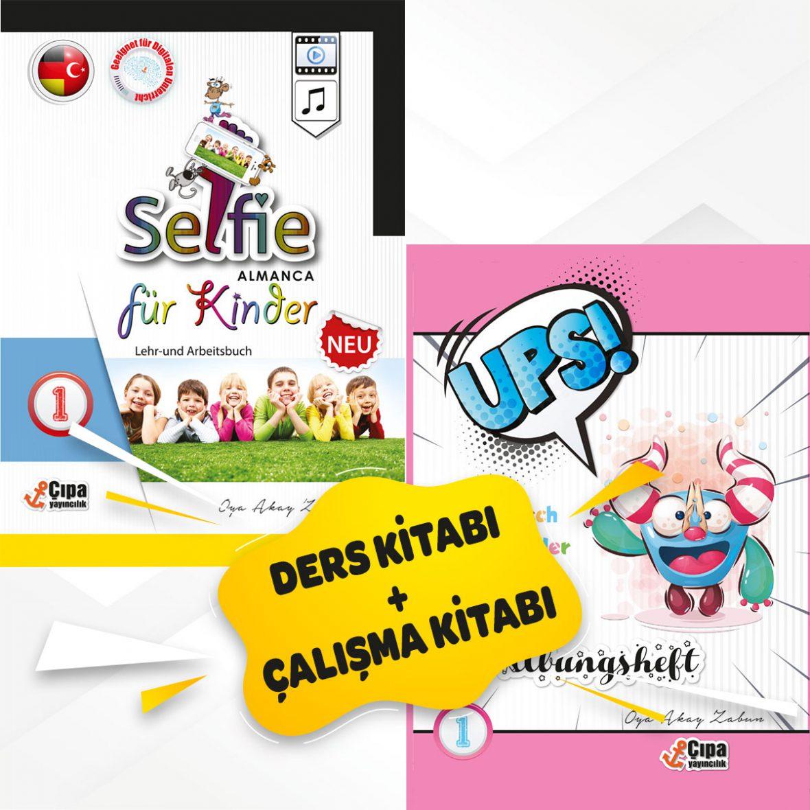 Selfie Almanca Für Kinder 1  Neu + Ups! 1