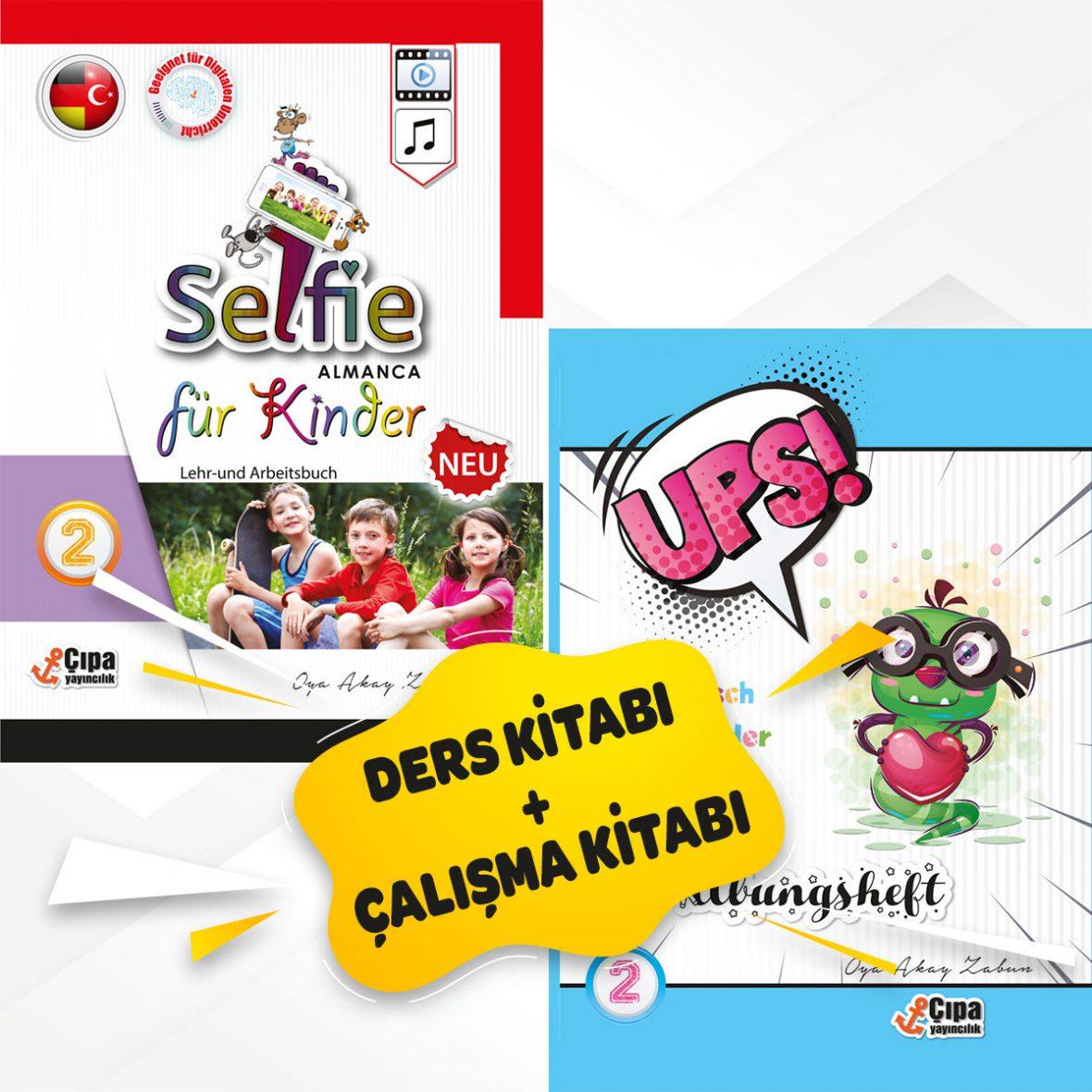 Selfie Almanca Für Kinder 2 Neu + Ups! 2