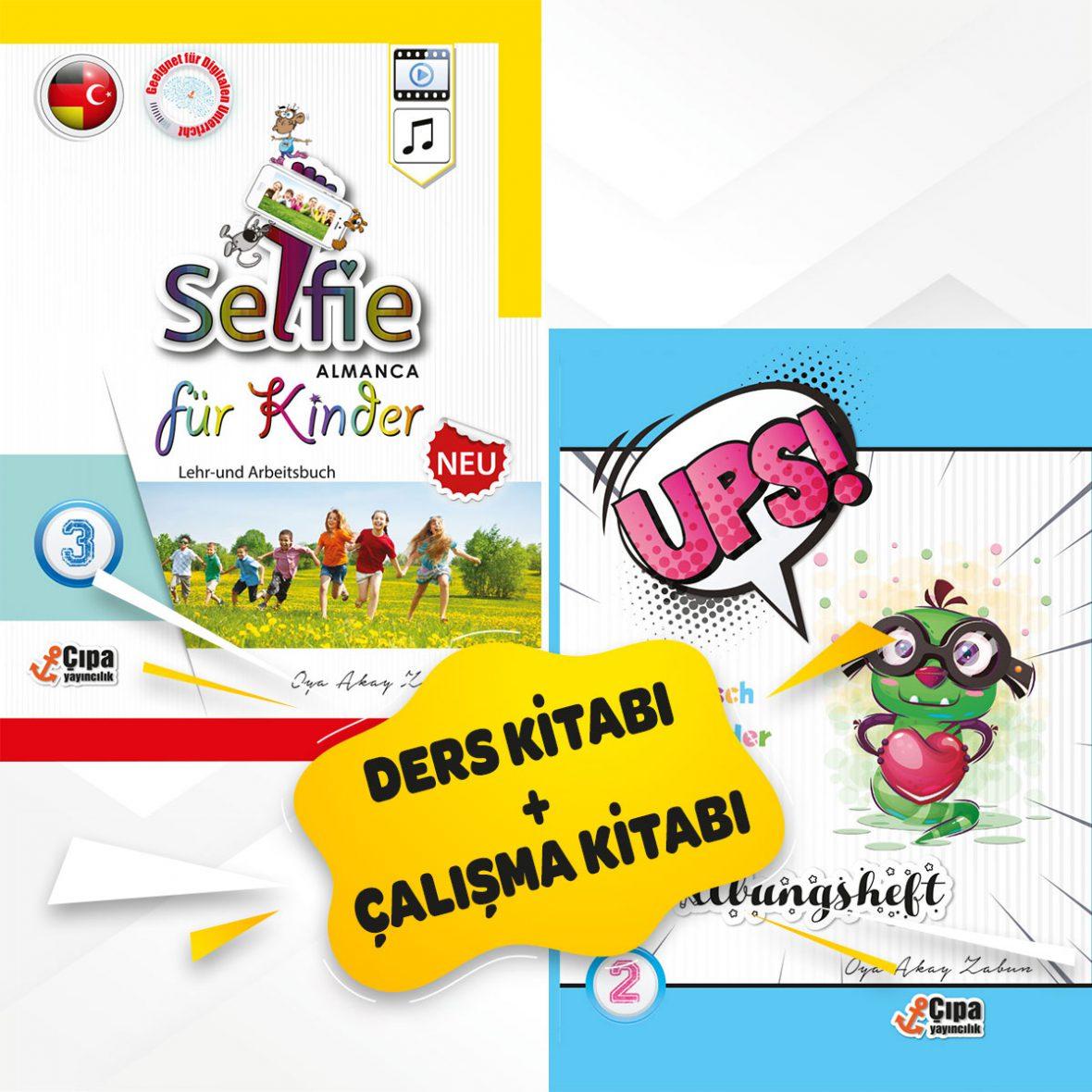 Selfie Almanca Für Kinder 3  Neu+ Ups! 2
