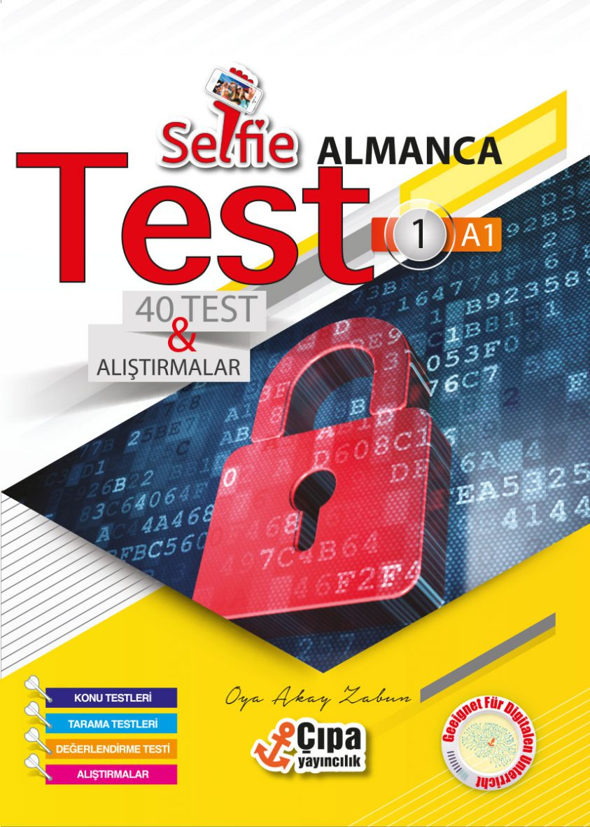 Selfie Almanca Test 1