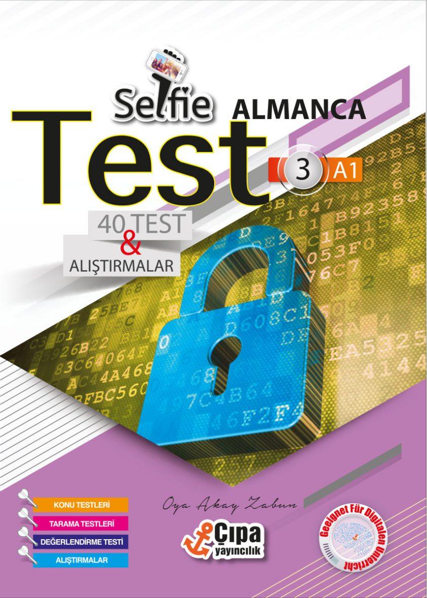Selfie Almanca Test 3